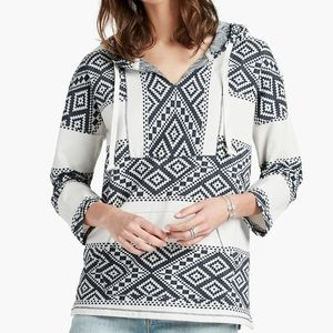 Lucky Brand Aztec Sweater